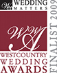 West Country Wedding Finalist